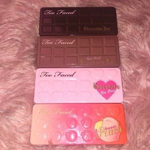 4 Too Faced Palettes